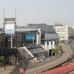 Diving Pool - Ponds Forge, Sheffield