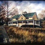 Painting of Rooster Hill B & B