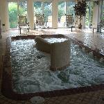 Inside Roman Spa