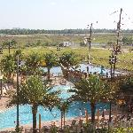 Pirate's Plung Pool & Waterslide