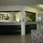 silver fern lodge reception