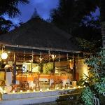 Resturant by night