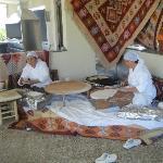 Gozleme (Turkish Pancakes)