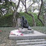 八田與一の墓地