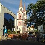 Posadas, cathedral