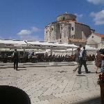 le centre de Zadar