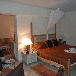 Deluxe-room by night