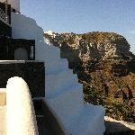 Stunning cliffs...