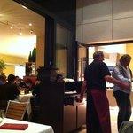 Goritschniggs Lunch Am Tag & Steakhaus Am Abend Foto