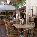 Kaffee und Lobby