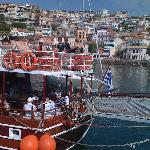 Heading for Paxos from Parga