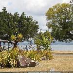 direkt am See gelegen