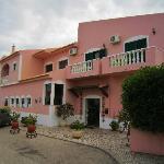 Hotel Solar de Mos - front