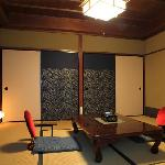 Traditional japanese style 8tatami Garden room