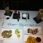 Sushi Hannover nur in der Bar-SU-shin