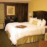 Newly renovated rooms. Great comfort.
