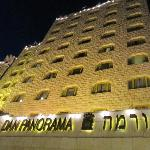 The front of the Dan Panorama