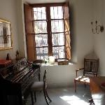 one of the piano rooms
