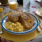 French Toast with Orange Zest (AWESOME!)