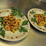 Old Taverna Sorrentina Cooking School Photo