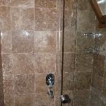 Excellent shower