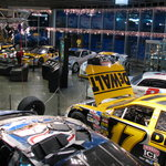 Matt Kenseth's car collection