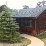 Rustic Romance Cabin