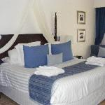 Standard room / King size bed