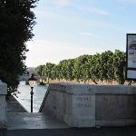 Ponte Sisto Bridge