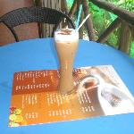 My favorites ice cappuccino..