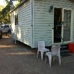 cabin at van park