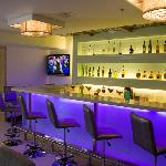 nice place to unwind at the lobby bar