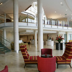 Lobby @ The Ashbourne Marriott