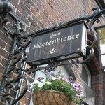 Fleetenkieker street sign