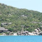 the nostalic six senses resort at ninh van bay