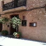 Casa Babel - main entrance