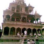 Krisnhna Mandir Temple (Chayasim Deval)