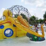 octopus slide - Hurricane Harbor