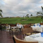 Sufi Restaurant-golf course view