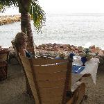Si Senor Restaurant on beach
