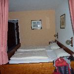 Unser Hotelzimmer...