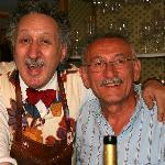 Ecco il grande Mauro Lorenzon che al  gà el vin bòn
