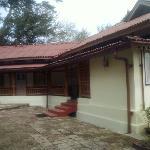 Inside Tripura Castle Hotel