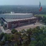 Vista desde habitación a Auditorio Nacional