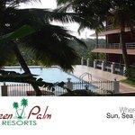 Foto de Green Palm Ayurvedic Resort