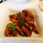 Single bone chicken wings