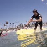 Foto de Surfin Fire Surf School