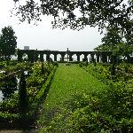 Gardens at Cummer Museum & Gardens, two blocks away