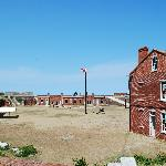 Fort Clinch, a short drive away