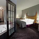 Suite 1 king et bain tourbillon